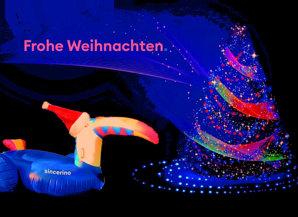 Weihnachtskarte 2019